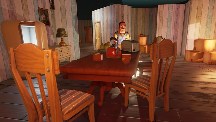 Hello Neighbor Game - Free Download for Windows PC: Review